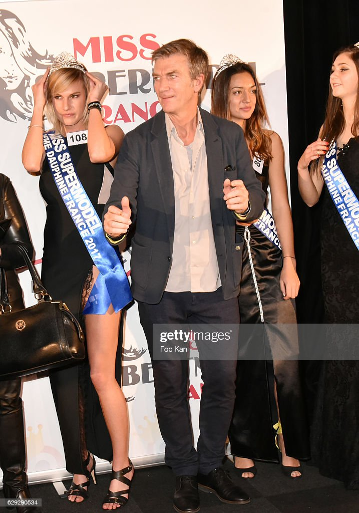 """Supermodel France 2017"" and ""Miss Petite France 2017"" : Election Ceremony Hosted by ""Comite Miss Nationale"" In Paris : ニュース写真"