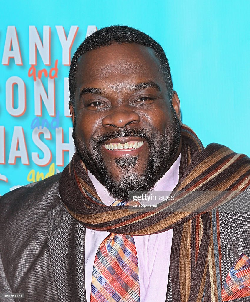 Actor Phillip Boykin attends the 'Vanya And Sonia And Masha And Spike' Broadway opening night at The Golden Theatre on March 14, 2013 in New York City.