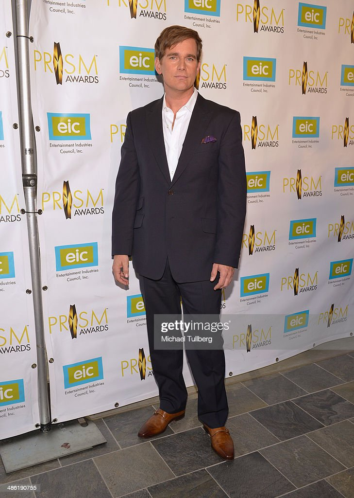 Actor Phillip P. Keene attends the 18th Annual PRISM Awards Ceremony at Skirball Cultural Center on April 22, 2014 in Los Angeles, California.