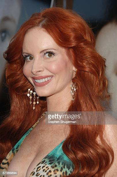 """Actor Phoebe Price attends the premiere of TriStar Pictures' """"Silent Hill"""" at the Egyptian Theatre on April 20, 2006 in Hollywood, California."""