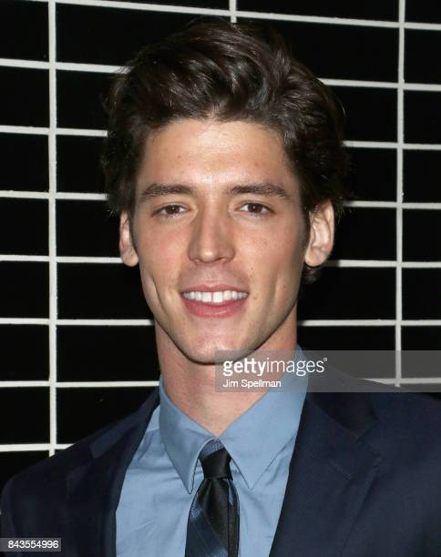 Actor Pico Alexander attends the screening after party for Open Road Films' Home Again hosted by The Cinema Society with Elizabeth Arden and Lindt...