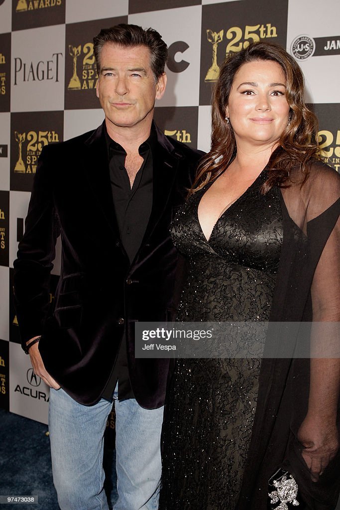 2010 Film Independent's Spirit Awards - Red Carpet