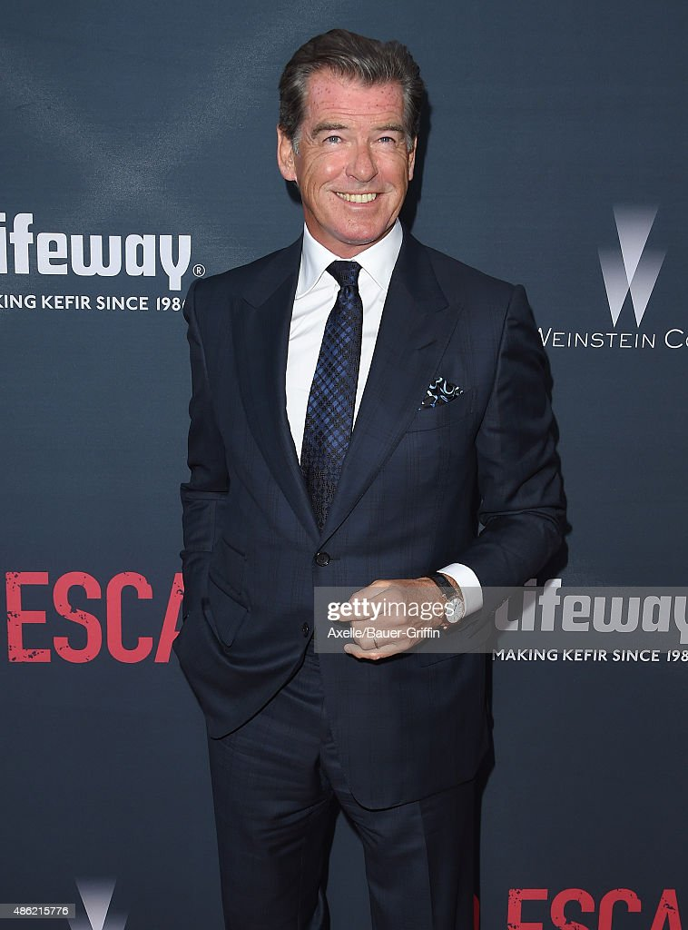 "Premiere Of The Weinstein Company's ""No Escape"""