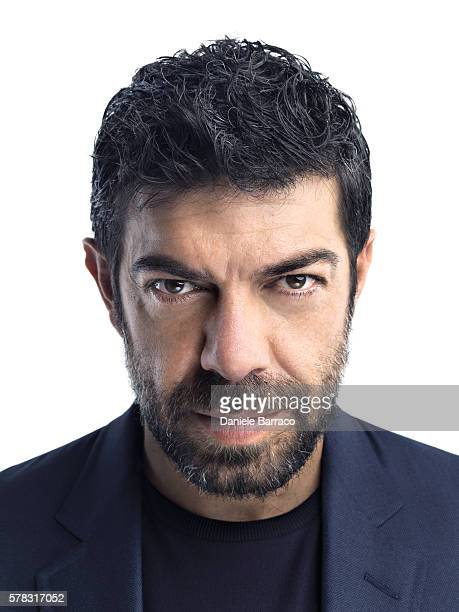 Actor Pierfrancesco Favino is photographed for Self Assignment in 2010