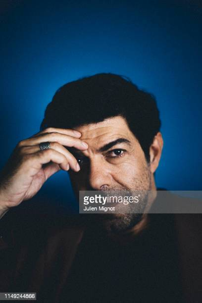 Actor Pierfrancesco Favino poses for a portrait on May 24 2019 in Cannes France