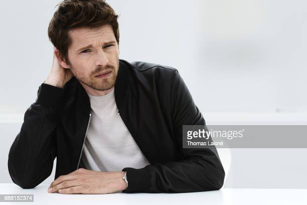 Actor Pierre Deladonchamps is photographed on May 22 2017 in Cannes at Majestic Beach France