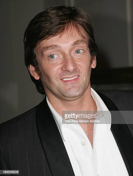 Actor Pierre Palmade attends the JeanPaul Gaultier Fashion Show on October 2nd 2007 in Paris