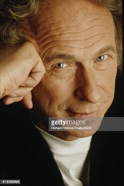 Actor Pierre Richard