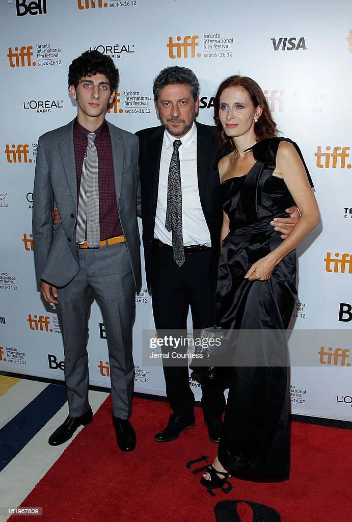 """Twice Born"" Premiere - Roy Thomson Hall - Arrivals - 2012 Toronto International Film Festival"