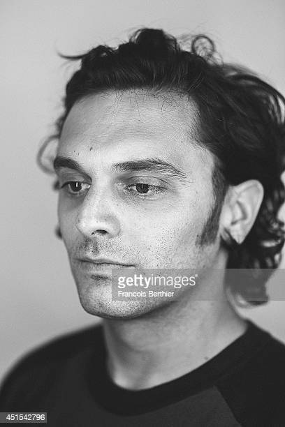Actor Pio Marmai is photographed in Caen France
