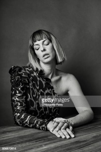 Actor Pollyanna McIntosh is photographed for House of Solo magazine on September 30 2018 in Los Angeles California