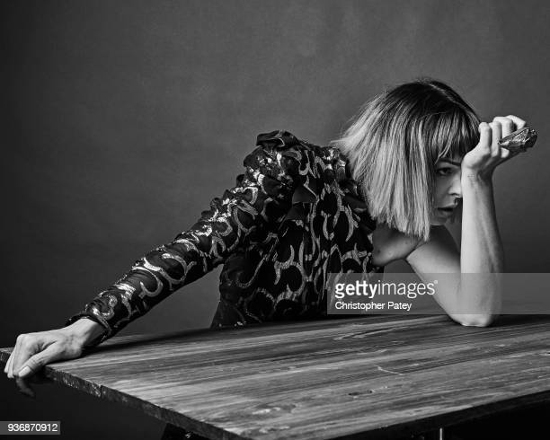 Actor Pollyanna McIntosh is photographed for House of Solo magazine on September 30, 2018 in Los Angeles, California.