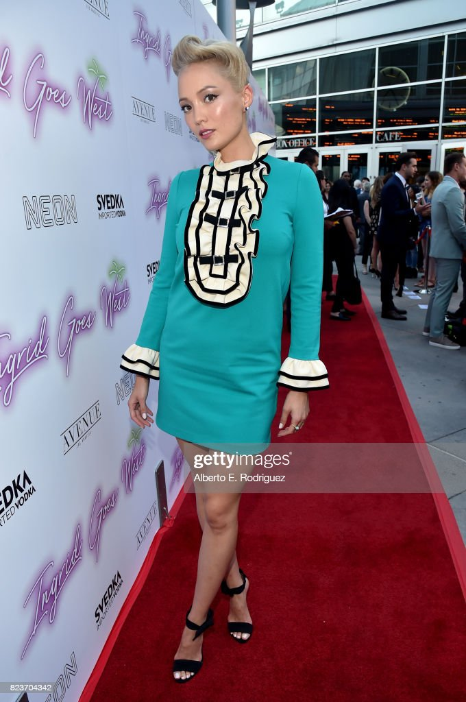 "Premiere Of Neon's ""Ingrid Goes West"" - Red Carpet"
