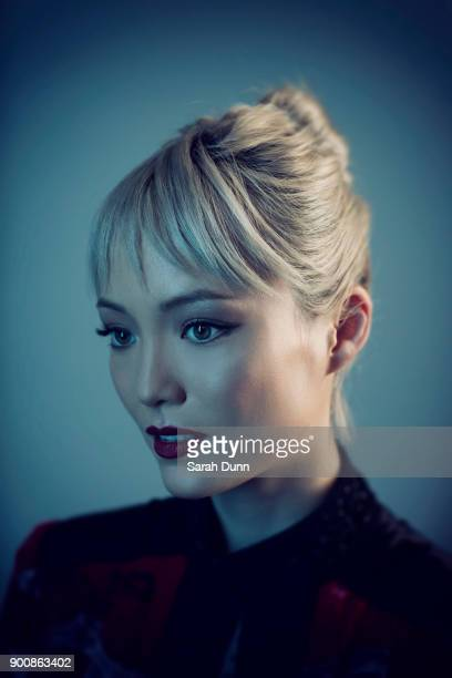 Actor Pom Klementieff is photographed for Empire magazine on July 21 2017 in Los Angeles California