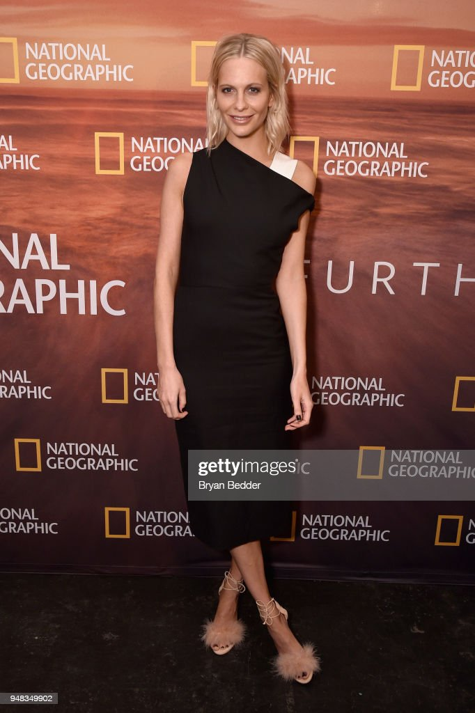 2018 National Geographic Upfront : Nieuwsfoto's