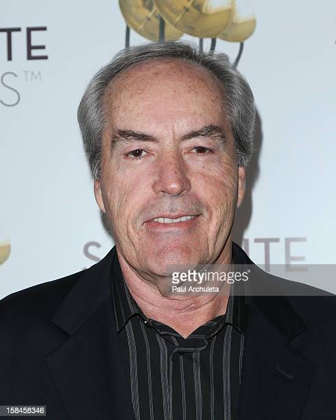 Actor Powers Boothe attends the International Press Academy's 17th Annual Satellite Awards at InterContinental Hotel on December 16 2012 in Century...