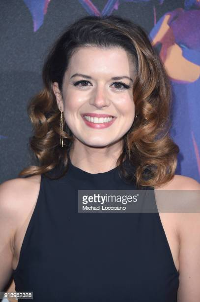 Actor Priscilla Faia attends the 2018 DIRECTV NOW Super Saturday Night Concert at NOMADIC LIVE at The Armory on February 3 2018 in Minneapolis...