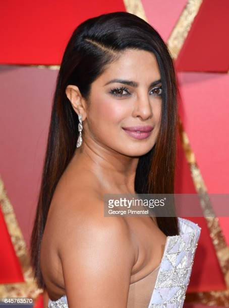 Actor Priyanka Chopra attend the 89th Annual Academy Awards at Hollywood Highland Center on February 26 2017 in Hollywood California