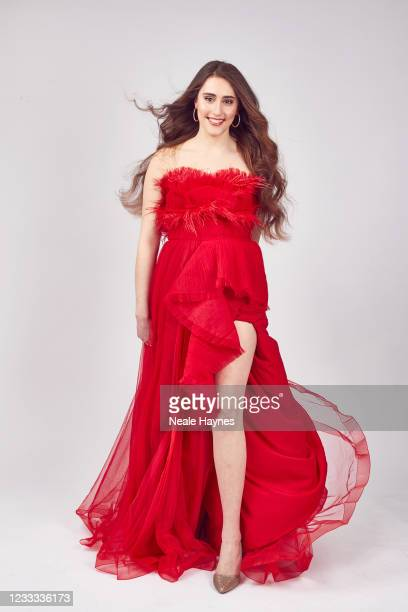 Actor, producer and casting director Ambra Moore is photographed for the Daily Mail on April 1, 2021 in London, England.