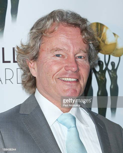Actor / Producer John Savage attends the International Press Academy's 17th Annual Satellite Awards at InterContinental Hotel on December 16 2012 in...