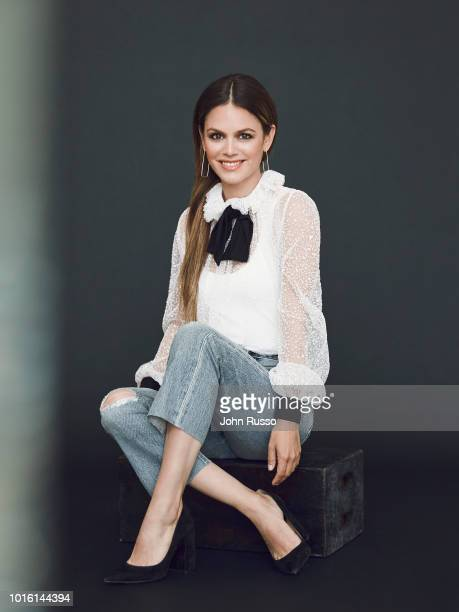 Actor Rachel Bilson is photographed on July 25 2018 in Los Angeles California