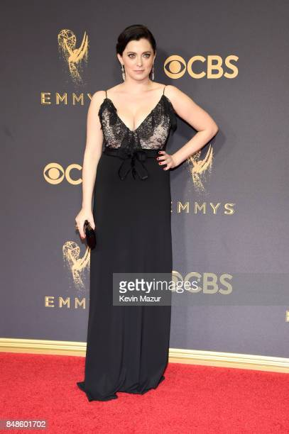 Actor Rachel Bloom attends the 69th Annual Primetime Emmy Awards at Microsoft Theater on September 17, 2017 in Los Angeles, California.