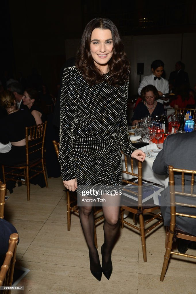 Actor Rachel Weisz attends The 2017 IFP Gotham Awards with Lindt Chocolate on November 27, 2017 in New York City.