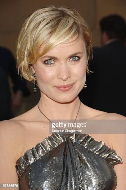Actor Radha Mitchell attends the premiere of TriStar Pictures' Silent Hill at the Egyptian Theatre on April 20 2006 in Hollywood California