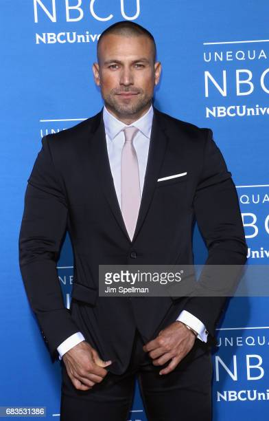 Actor Rafael Amaya attends the 2017 NBCUniversal Upfront at Radio City Music Hall on May 15 2017 in New York City