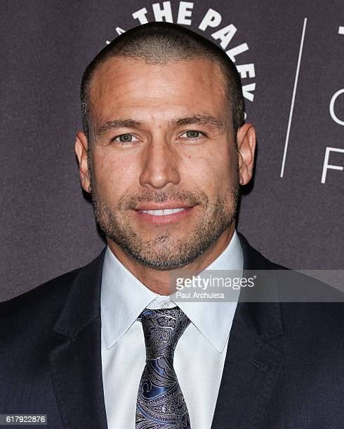 Actor Rafael Amaya attends The Paley Center for Media's Hollywood tribute to Hispanic achievements in television at the Beverly Wilshire Four Seasons...
