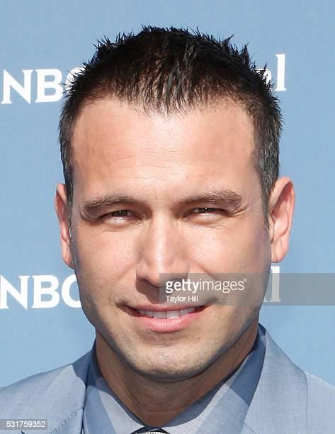 Actor Rafael Amaya of 'El Senor de los Cielos' on Telemundo attends the NBCUniversal 2016 Upfront on May 16 2016 in New York New York