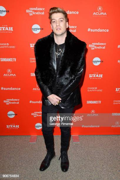 Actor Rafael Casal attends the Blindspotting Premiere during the 2018 Sundance Film Festival at Eccles Center Theatre on January 18 2018 in Park City...