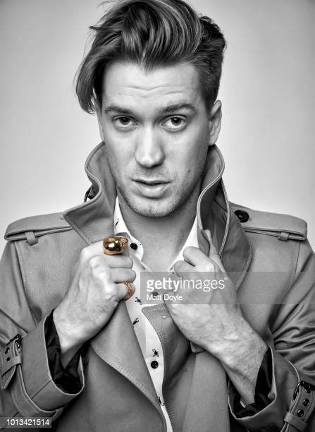 Actor Rafael Casal is photographed for Back Stage on May 16, 2018 in New York City. PUBLISHED IMAGE.