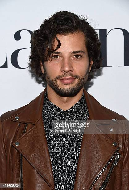 Actor Rafael de la Fuente arrives at the Latina Hot List Party hosted by Latina Media Ventures at The London West Hollywood on October 6 2015 in West...