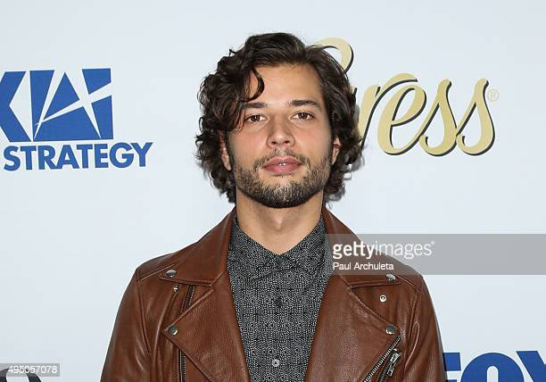 Actor Rafael de la Fuente attends Latina Magazine's 'Hot List' party at The London West Hollywood on October 6, 2015 in West Hollywood, California