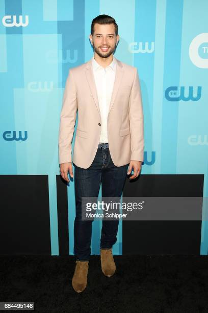 Actor Rafael De La Fuente attends the 2017 CW Upfront on May 18 2017 in New York City