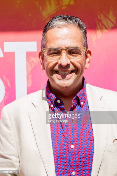Actor Rafael Sigler arrives for the 2017 Sundance NEXT FEST at The Theater at The Ace Hotel on August 12 2017 in Los Angeles California