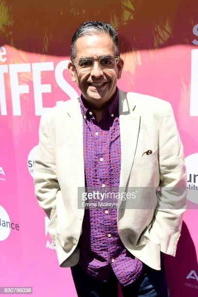 Actor Rafael Sigler attends 2017 Sundance NEXT FEST at The Theater at The Ace Hotel on August 12 2017 in Los Angeles California