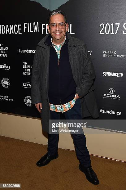 Actor Rafael Sigler attends the GENTEFIED Premiere at Egyptian Theatre on January 23 2017 in Park City Utah