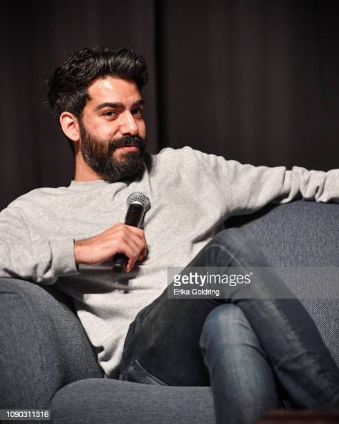 Actor Rahul Kohli of 'iZombie' attends Wizard World Comic Con at Ernest N Morial Convention Center on January 05 2019 in New Orleans Louisiana