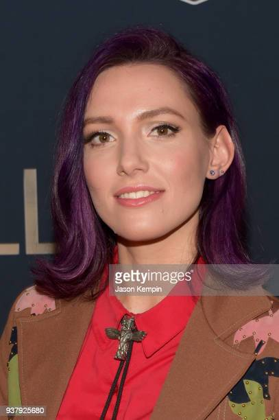 """Actor Rainee Blake attend CMT's """"Nashville"""" In Concert Final Season Celebration at Grand Ole Opry House on March 25, 2018 in Nashville, Tennessee."""