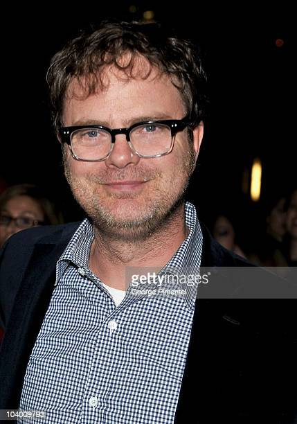 Actor Rainn Wilson arrives at the Super Premiere held at Ryerson Theatre during the 35th Toronto International Film Festival on September 10 2010 in...