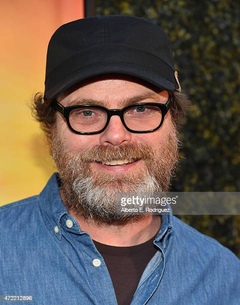 Actor Rainn Wilson attends the premiere of Roadside Attractions' Godspeed Pictures' Where Hope Grows at The ArcLight Cinemas on May 4 2015 in...