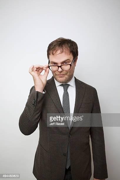 Actor Rainn Wilson is photographed for TV Guide Magazine on January 17 2015 in Pasadena California