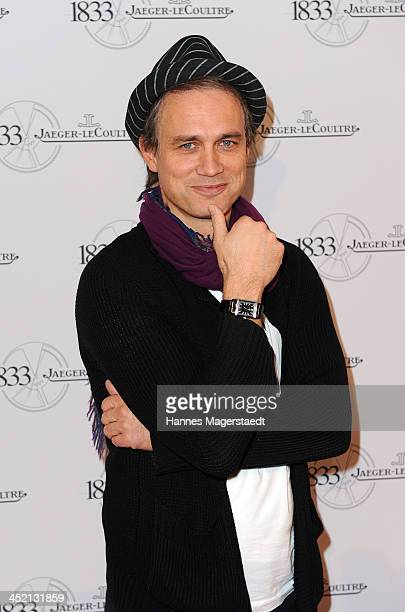 Actor Ralf Bauer attends JaegerLeCoultre Cocktail at Charles hotel on November 26 2013 in Munich Germany