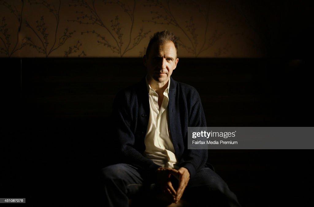 Ralph Fiennes, Sydney Morning Herald Australia, April 14, 2014