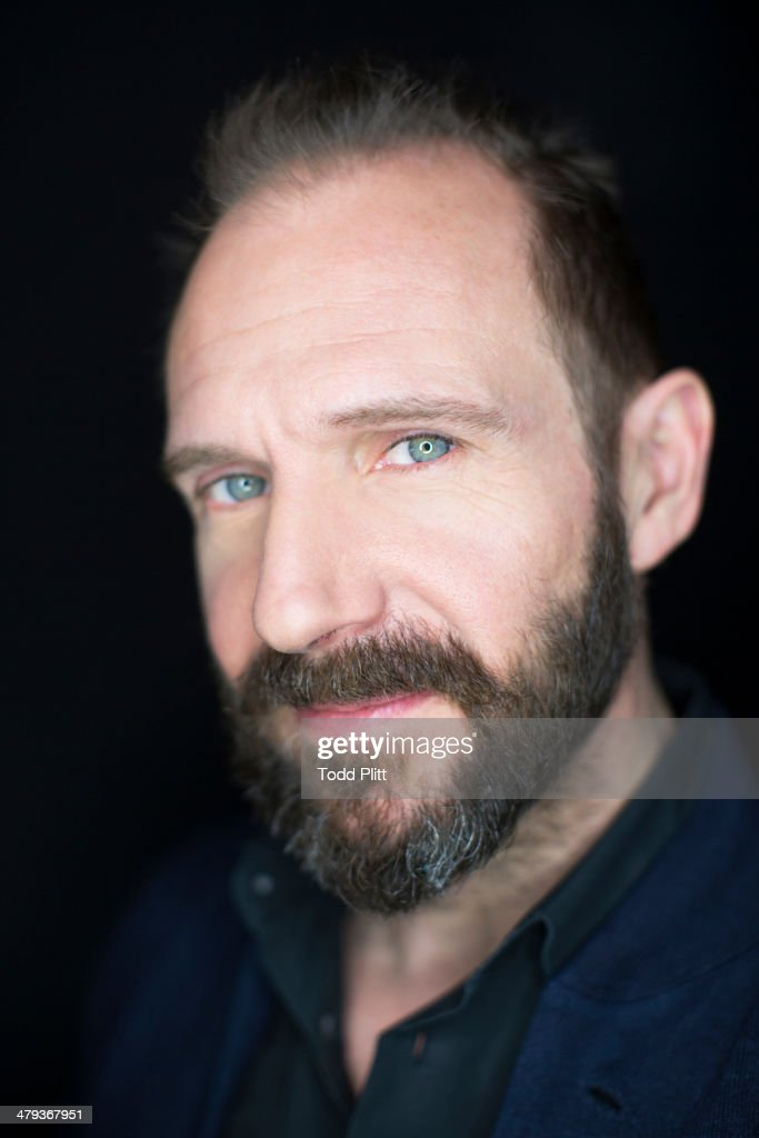 Ralph Fiennes, USA Today, March 7, 2014