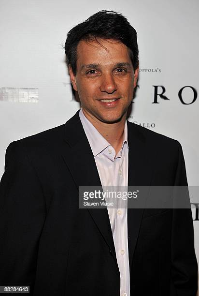Actor Ralph Macchio attends the premiere of TETRO at the Directors Guild Theatre on June 7 2009 in New York City