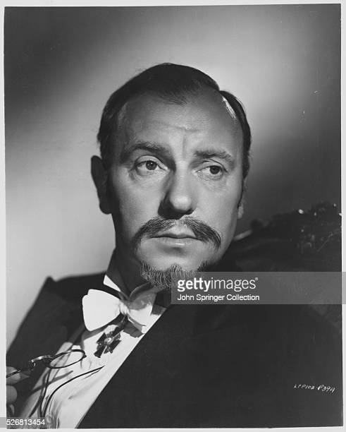 Actor Ralph Richardson