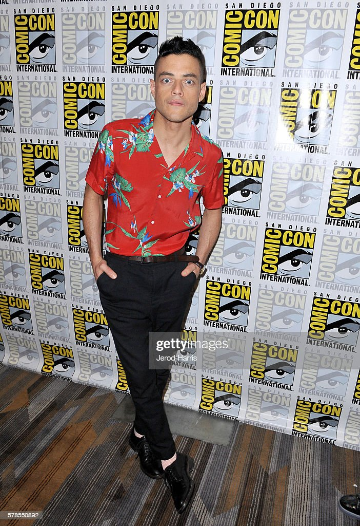 "Comic-Con International 2016 - ""Mr. Robot"" Press Line"